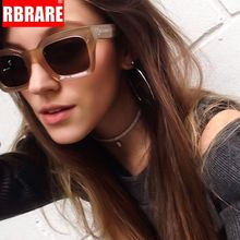 RBRARE Square Sunglasses Women 2019 High Quality Brand Desig