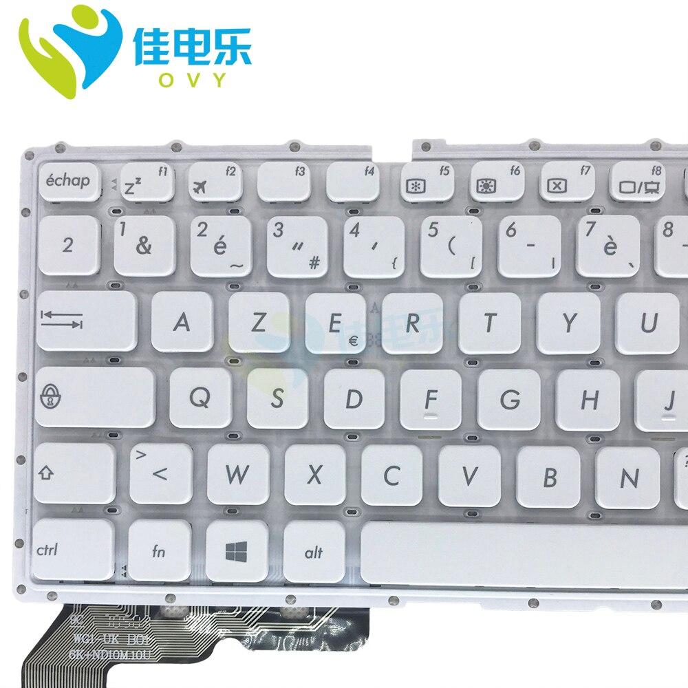 Купить сменные клавиатуры ovy fr x441 для asus vivobook max x441sa