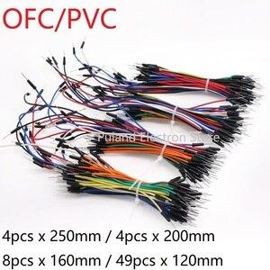 65pcs Breadboard Wire 25 20 16