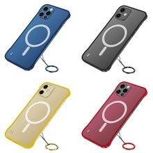 Противоударный чехол + кольцо для apple iphone 12 pro max mini