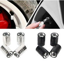 4 шт. новые модные автомобильные круглые колпачки для клапанов колес для Skoda Fabia Kamiq Karoq Kodiaq Octavia Rapid Scala Superb