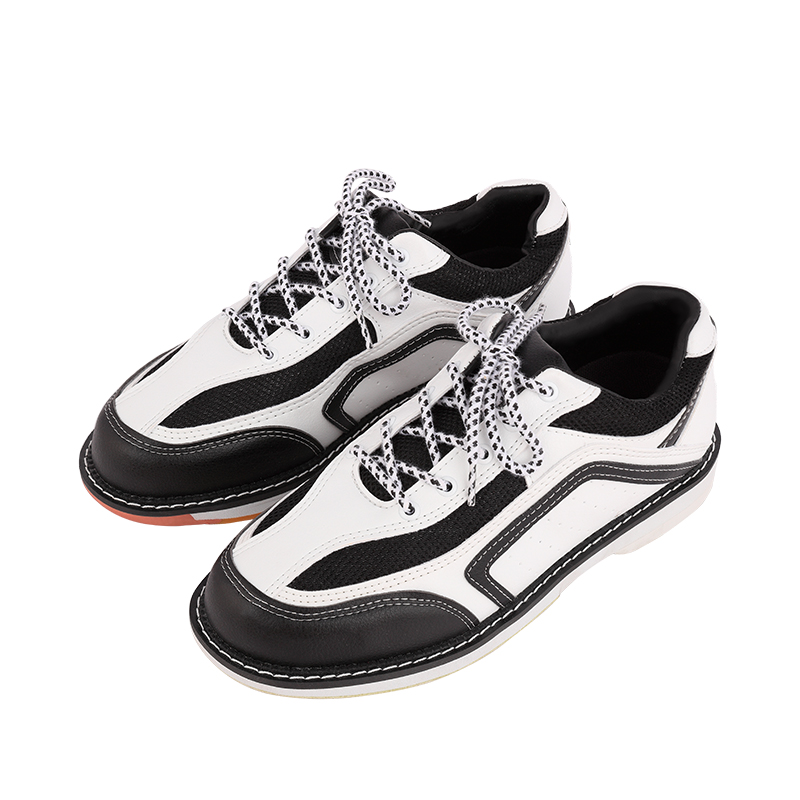 Men And Women Bowling Shoes N0n slip Sole Comfortable Soft Sports Shoes Breathable Bowling Sneakers Athletic Shoes