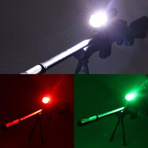 caca lanterna interruptor de pressao rifle