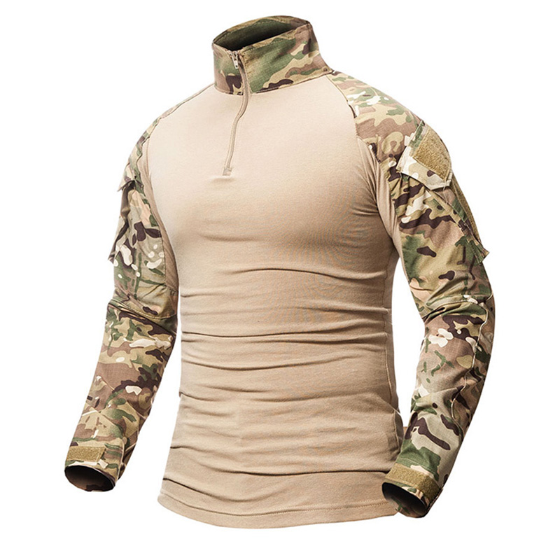 Tactical Combat Shirt Military…