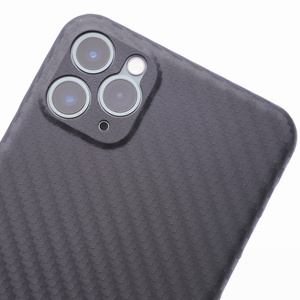 Image 5 - วัสดุPPโทรศัพท์มือถือสำหรับIPhone11 Pro Max All Inclusive X XS Max XRคาร์บอนไฟเบอร์เลนส์ป้องกัน