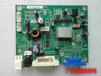 Industrial Control Driver Board BP011CD1100 ATM-DVI/VGA CQC09001033435 Advertising Machine Motherboard