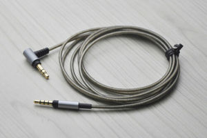 Image 5 - 4ft/6ft Replacement upgrade Silver Plated Audio Cable For SONY WH 1000XM2 1000XM3 XM4 WH H800 WH 900N headphones