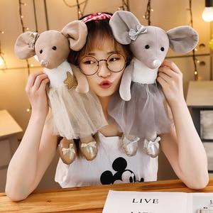 Popular 42cm Cute Ballet Mouse
