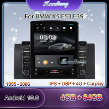 Auto-Radio Multimedia-Player Navigation Android-10.0 Stereo Tesla-Style Kaudiony