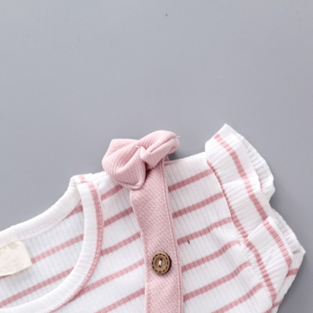 Купить комплект летней одежды для девочек; футболка одежда малышей; картинки