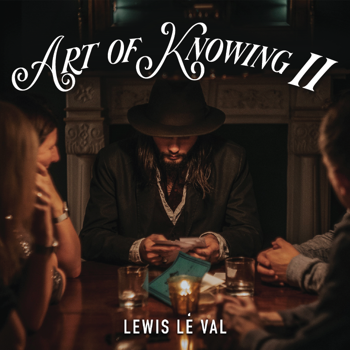 2019 AOK 2 By Lewis Le Val Magic Instructions  Magic Trick