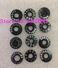 NOVA tampa Superior da plataforma giratória botão seletor de modo Para Canon EOS PARA 600D 7D 5D mark II 5D2 5DSR 5DS 7D mark II 70D 80D