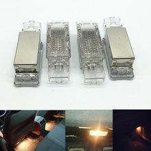 Luz interior halógena para coche, lámpara de espacio de pie para VW PASSAT B6 Golf 6 MK6 VI JETTA 5 6 MK6 Tiguan 7L0 947 415