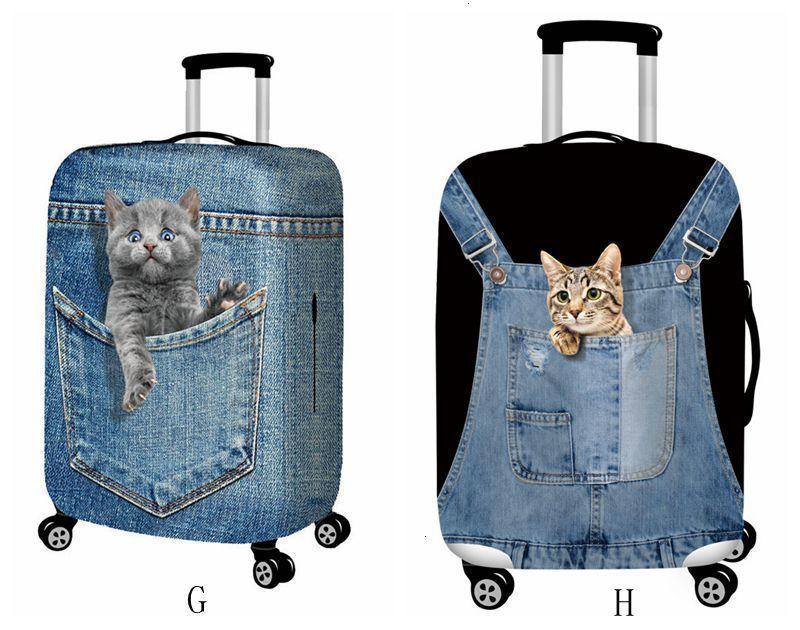de viagem capa de proteção de bagagem