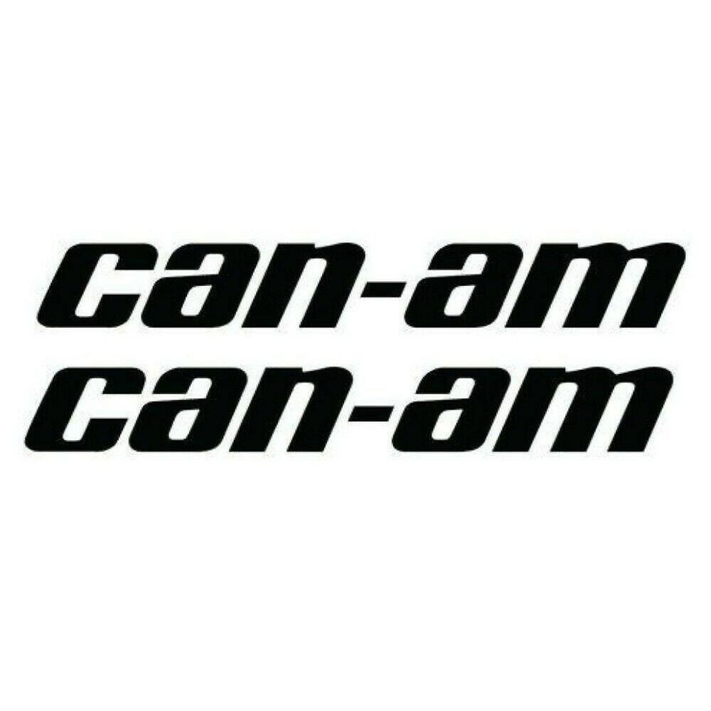 Наклейки для CAN AM PAIR 11