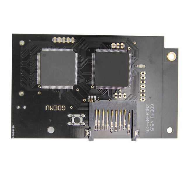 Optical Drive Simulation Board for DC Game Machine the Second Generation Built in Free Disk replacement for Full New GDEMU Game