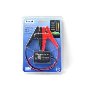 Image 2 - Lancol M 10 Bluetooth 4.0 12V akumulator samochodowy Tester narzędzie diagnostyczne dla Android IOS analizator cyfrowy stanu baterii