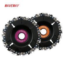 4 дюймовый шлифовальный диск и цепь 22 зуба набор тонких абразивных