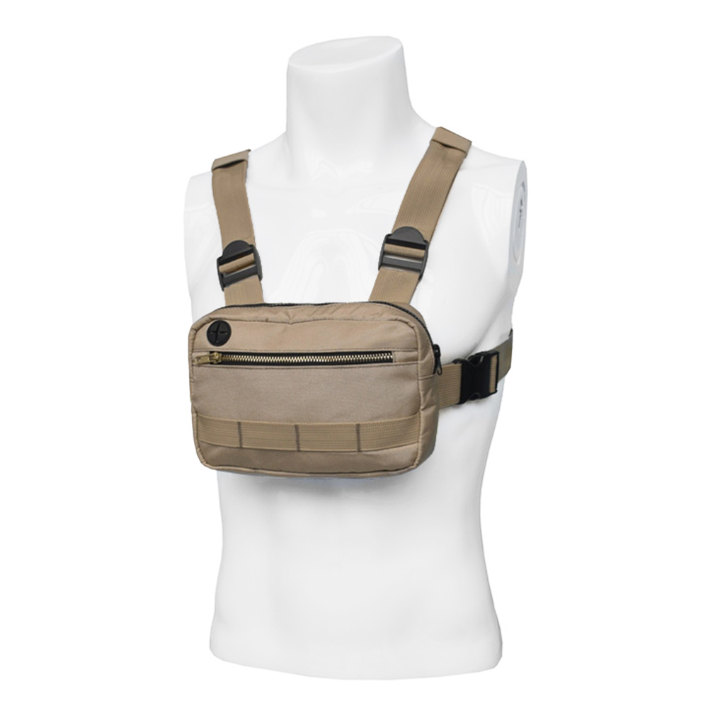 H60f175e53d06404492e9f1f3a1a4a178N - Running Marathon Waist Bag Multifunctional Chest Rig Shoulder Bag Pack Sports Climbing Hiking Racing Gym Fitness Belt