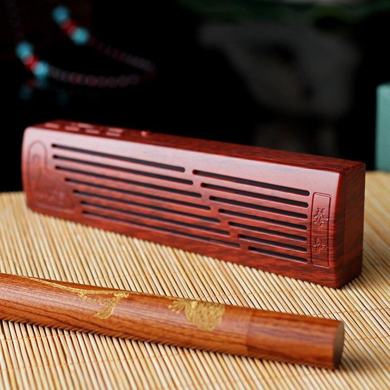 Portable carte Instert Bluetooth haut-parleur boîte mélodie de Lyre classique bouddha chanson lecteur de musique Guqin lecteur de musique à bouddha