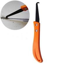 1set Professional Tile gap repair hook Knife + 3pcs blade wall floor Ceramic Mortarof Grout seam Clean Remover Construction tool