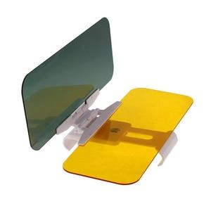 Image 4 - Автомобильный козырек блочный светильник защита день и ночь двойного назначения солнцезащитный козырек Регулируемый практичный VS998