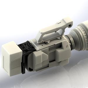 Image 4 - Hontoo V lock V mount battery FX9 plate power supply system for SONY  PXW FX9 camera 6K film