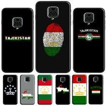 Coque de téléphone Xiaomi, étui drapeau du kazakhstan pour Redmi Note 9 Pro, Note 8 Pro, Note 9S, 8T, 7, 9, 9A, 9C