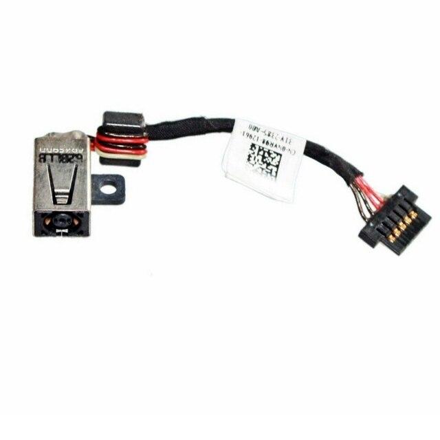 Toma de corriente DC con Cable para DELL XPS 12 9Q23 9Q33 XPS 12D P20S dc301ok00