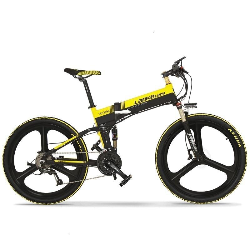 MTB Lankeleisi XT750-Z SHlMANO 27-Speed Electric 26 INCH  Mountain Bike 400W 10AH Panasoni'c Battery for men 2