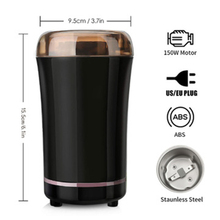 Coffee grinder European regulations American regulations 120V / 220V stainless steel powder mill household grinder mill