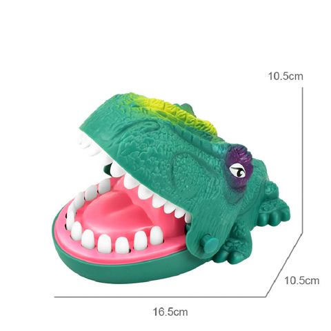 boca dentista brinquedo engracado jacare crocodilo mordendo