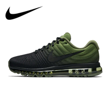 Nike Air Max 2017 Men's Running Shoes Original authentic Fashion Outdoor
