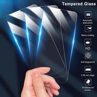 Uds la cubierta de vidrio templado para Xiaomi Mi 9 8 SE Protector de pantalla para Xiaomi Mi 9 9T 8 Lite A3 A2 Poco X3 M3 mezclar 3 2 2S de vidrio