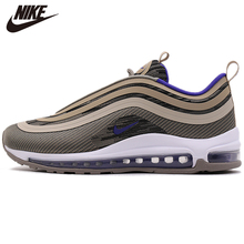 Original Mens Nike Air Max 97 UL '17 Shoe Running Shoes Classic Sports Sneakers
