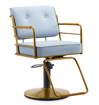 Net Red Barber Shop Lift Down High-grade Hair Cutting And Ironing Dyeing Chair Hairdressing Chair Salon Dedicated Simple Stool
