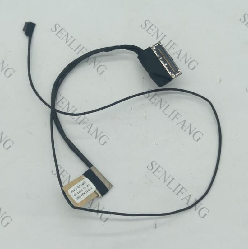 Free Shipping Original For HP EliteBook Folio 1040 G1 Led Lcd Lvds Cable 50.4LU06.011 50.4LU06.001 739573-001 50.4LU06.021