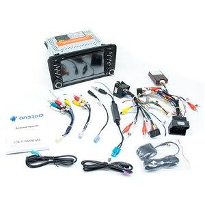 Image 5 - אוקטה Core DSP אנדרואיד 10 רכב DVD GPS עבור אאודי A3 2003 2011 עם DVD נגן רדיו סטריאו אודיו אוטומטי מולטימדיה מסך ניווט