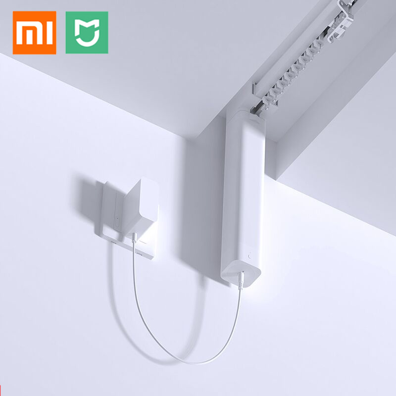 Xiaomi WIFI Curtain Motor Automatic Motorized Smart Curtains Wireless Remote Control Smart Home for Xiaomi Mijia Home APP