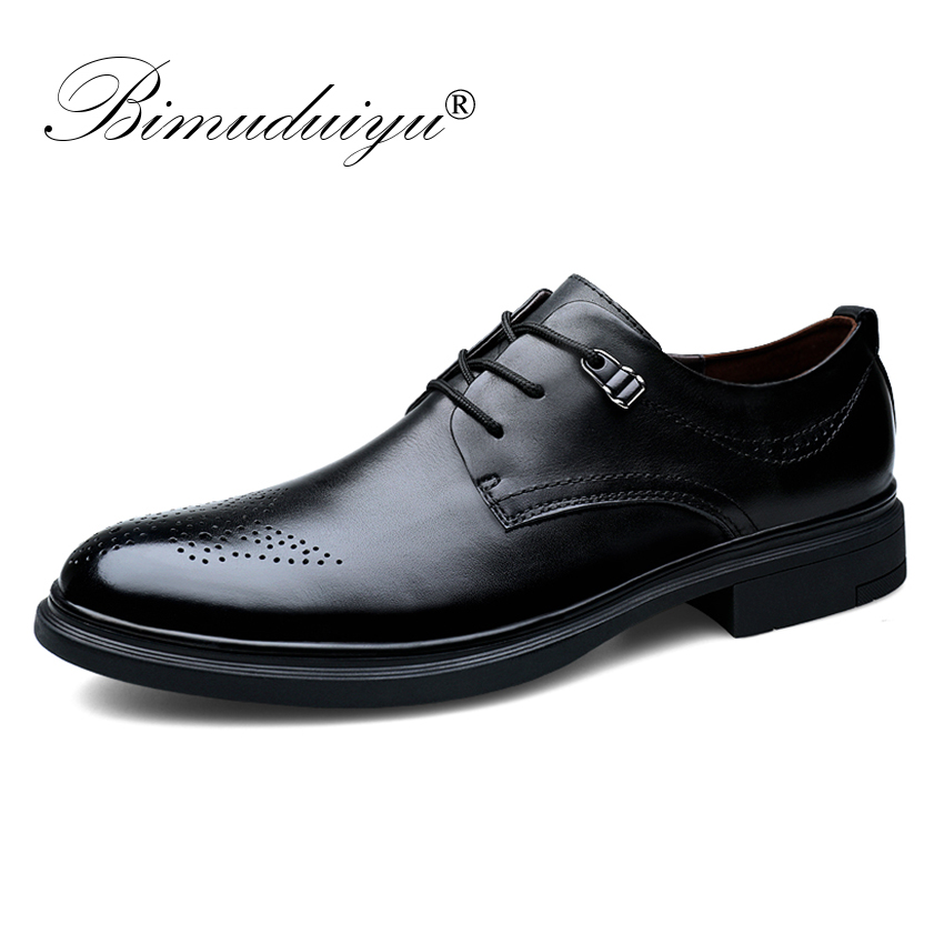 Men/'s Oxfords Leather Dress Formal Classic Business Pointed Toe Wedding Shoes