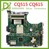 KEFU 538391 001 Motherboard for HP compaq 515 615 CQ515 CQ615 Laptop Motherboard MB 100% original