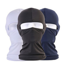 Full Face Mask Hood Motorcycle Neck Warmer Summer Windproof Masks for Outdoor Cycling Skiing YS-BUY(China)