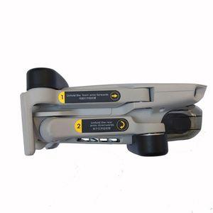 Image 2 - 1Set elica supporto fisso lama fissatore motore fissaggio cinghia protezione stabilizzatore coperchio stabilizzatore per DJI Mavic Mini accessori per droni