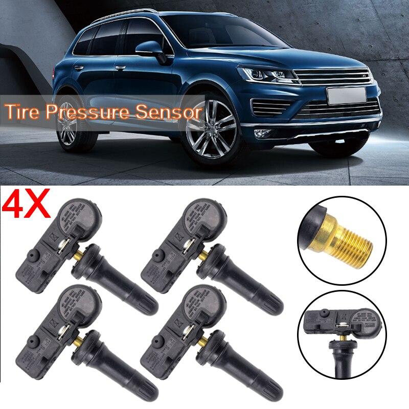 4X TPMS Tire Pressure Sensor For Ford Explorer Expedition Lincoln Navigator
