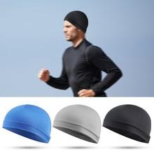 Sports de plein air chapeau hommes casquette de cyclisme vélo casque de vélo Liner course ski moto bonnet casquette cagoule chapeaux 2020 nouveau