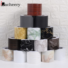 5M/10M Black Waist Line Stickers Modern Decorative Baseboard Living Room Waterproof Self Adhesive Vinyl Wallpaper Border Decals