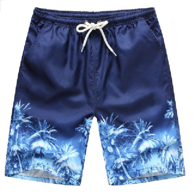 2020 New Products Pants Floral Large Size Beach Shorts Men's Trousers New Products New Style