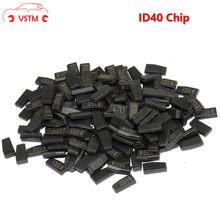 20 sztuk/partia Chip transpondera ID40 dla układu Opel ID 40 (nowy/pusty/nie kodowany)
