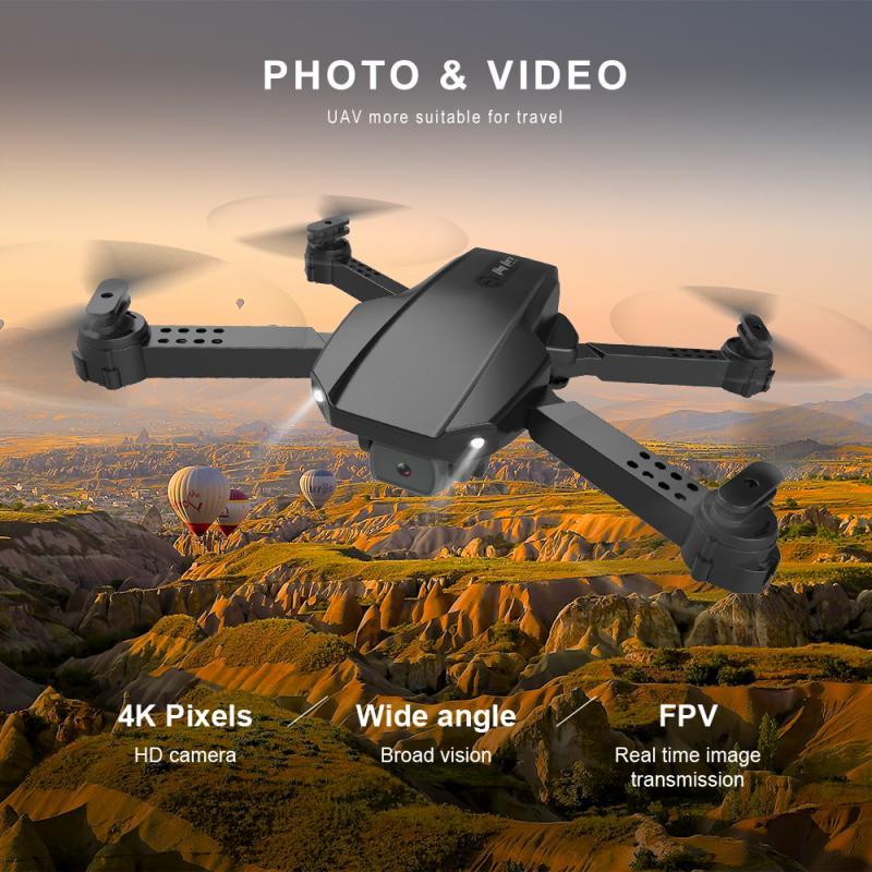 Новый дрона с дистанционным управлением F97 WI-FI с видом от первого лица с разрешением 4K HD Камера высокое держать режимом без головки и возврат...