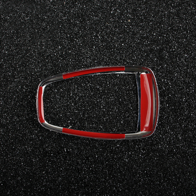 Car Styling Central Control Mouse Diamond Cover Trim for Mercedes Benz E C GLC Class W213 E200L W205 C200L C180L GLC200 260 300 5